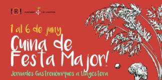 Cuina Festa Major Llagostera
