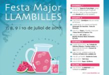 Festa major Llambilles