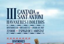 havaneres boleros Sant Antoni