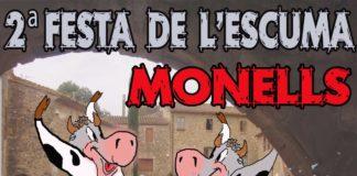Festa escuma Monells