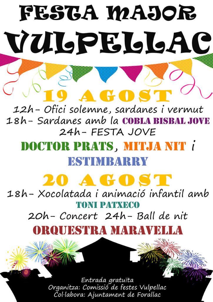 Festa Major Vulpellac