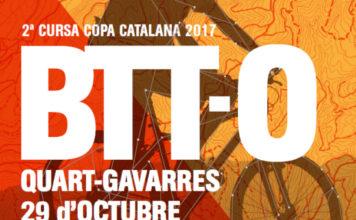 II Cursa Copa Catalana BTT-O a Quart