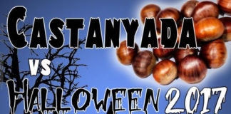 "Castanyada ""versus"" Halloween de Santa Cristina d'Aro"