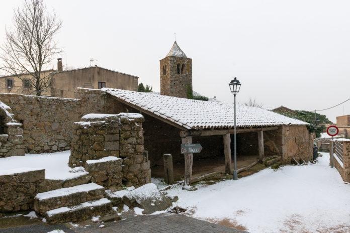 Romanya gavarres nevada