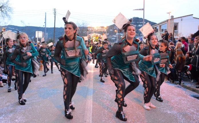 carnaval calonge