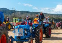 tractorada llagostera