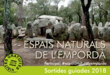 espais naturals sortides 2018