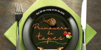 Campanya gastronòmica Primavera de tapes