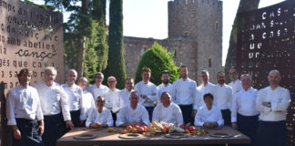 Foto cuiners - campanya 'Tocats pels bolets'