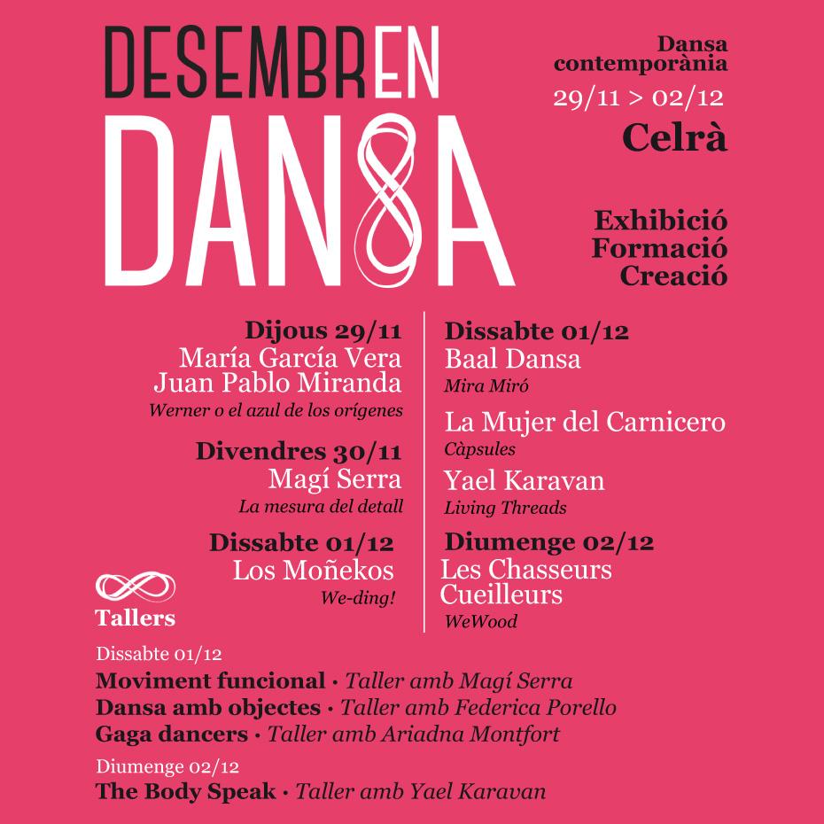 Desembre en Dansa celrà