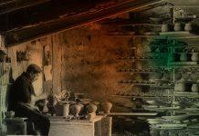 Can Salamó i els colors de la terrissa bisbalenca