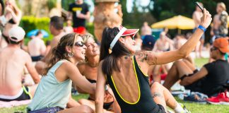 Rural Pool Party Llagostera