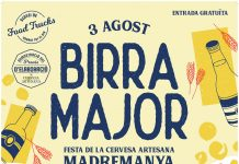 Birra major madremanya cervesa artesana