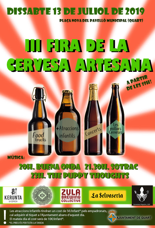 fira cervesa artsena quart