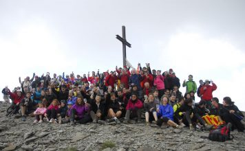 La DO Empordà celebra aquest diumenge el 9è Tast de vins d'alçada al cim del Puigmal