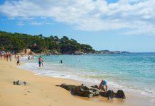 """L'ACA qualifica d'""""excel·lent"""" la qualitat de l'aigua de les platges de Calonge i Sant Antoni"""