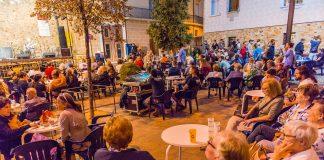 Mandie's Soul, Sotrac i Fok tanquen la Festa Petita llagostera