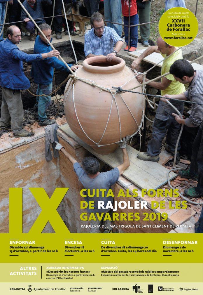 IX Cuita als forns de rajoler de les Gavarres