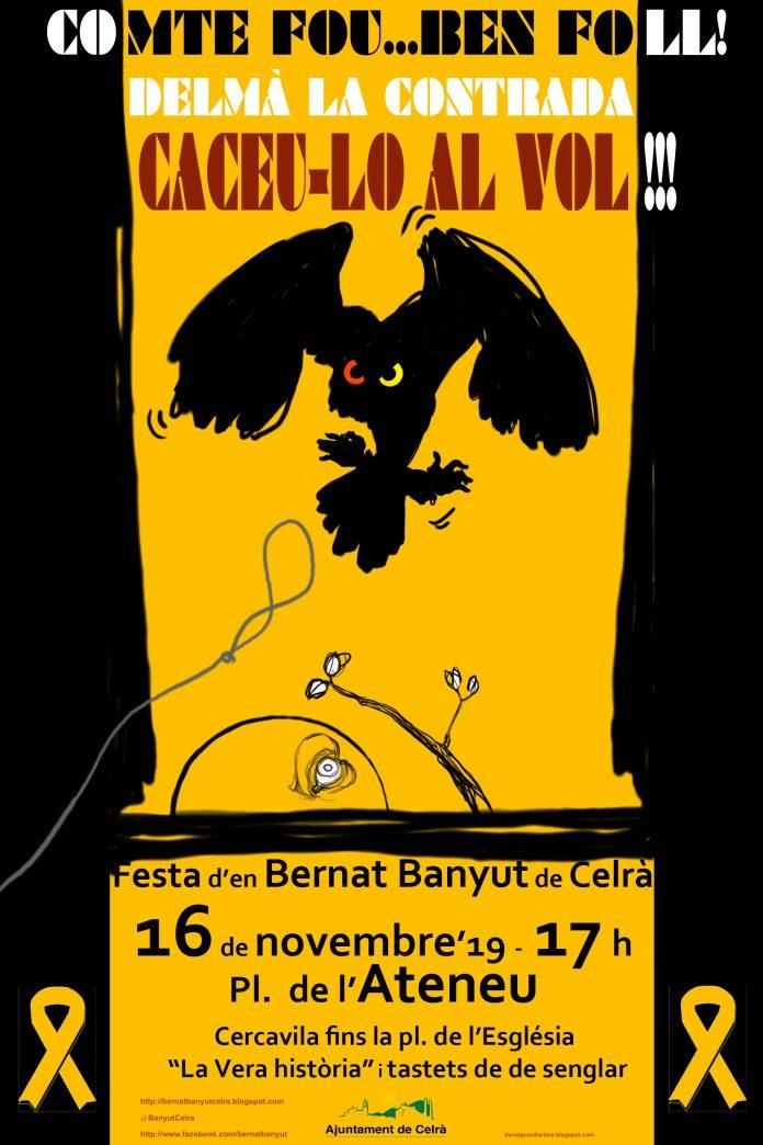 8a edició de la festa d'en Bernat Banyut