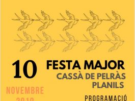 Festa Major de Cassà de Pelràs
