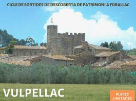 Cicle de sortides de descoberta del patrimoni de Forallac