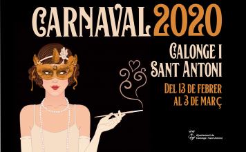Calonge i Sant Antoni celebra dissabte el sopar de presentació del rei i la reina de Carnaval
