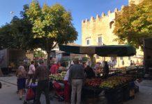 mercat la bisbal