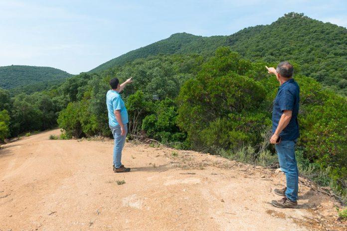 El Consorci de les Gavarres adquireix una finca forestal al paratge del Montigalar, de Quart
