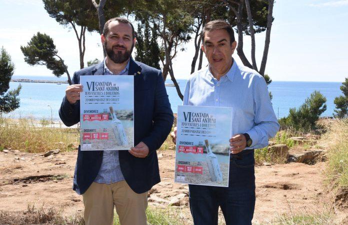 Sant Antoni celebrarà la VI Cantada d'Havaneres i Boleros al paratge del Collet