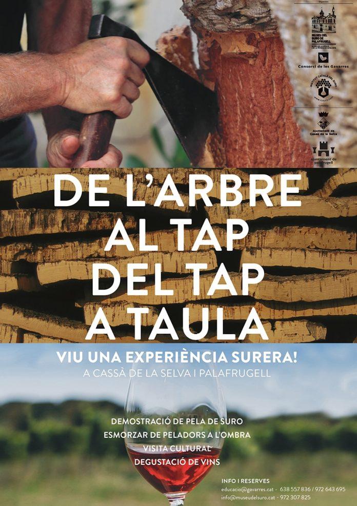«De l'arbre al tap, del tap a taula»