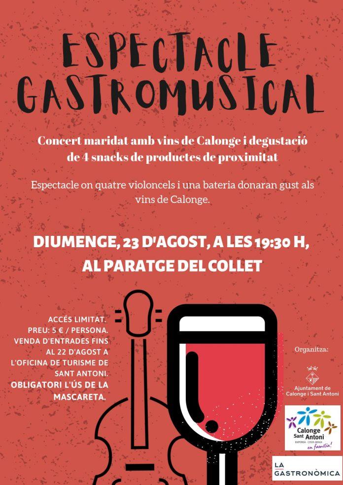 El Collet de Sant Antoni aplega aquest diumenge el Gastromusical