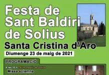Festa de Sant Baldiri de Solius