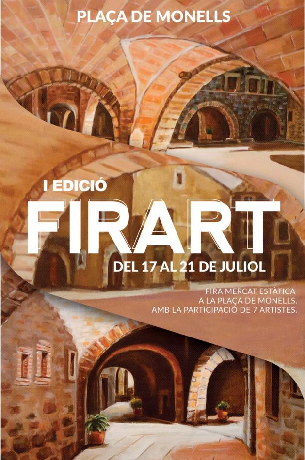 Monells acull la primera edició de Firart