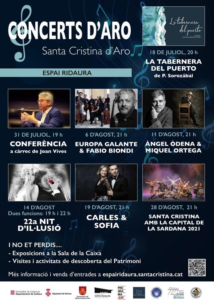 Concerts d'Aro