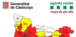 Mapa Pla Alfa 3