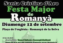 Festa de Romanyà